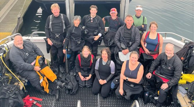 The Farne Islands and Eyemouth, 12th-18th September 2021